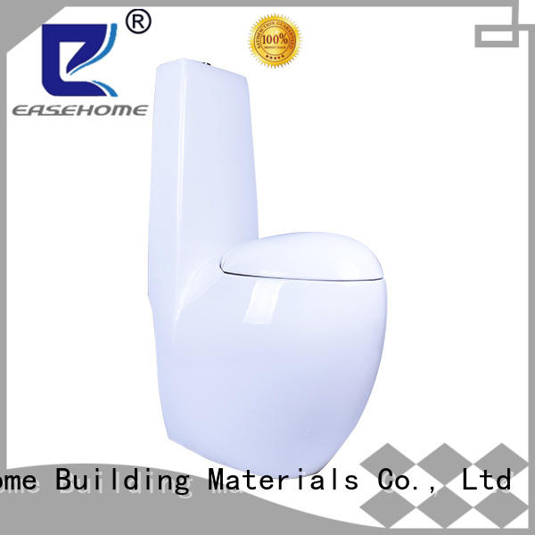 Easehome customized porcelain toilet fast shipping hotel