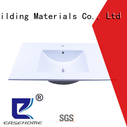 Easehome durable oval porcelain sink good price home-use