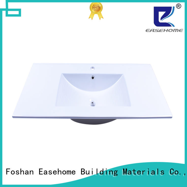 Easehome durable porcelain basin sink good price home-use