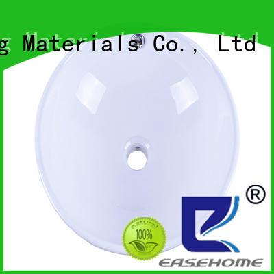 one piece porcelain wash basin wholesale hotel