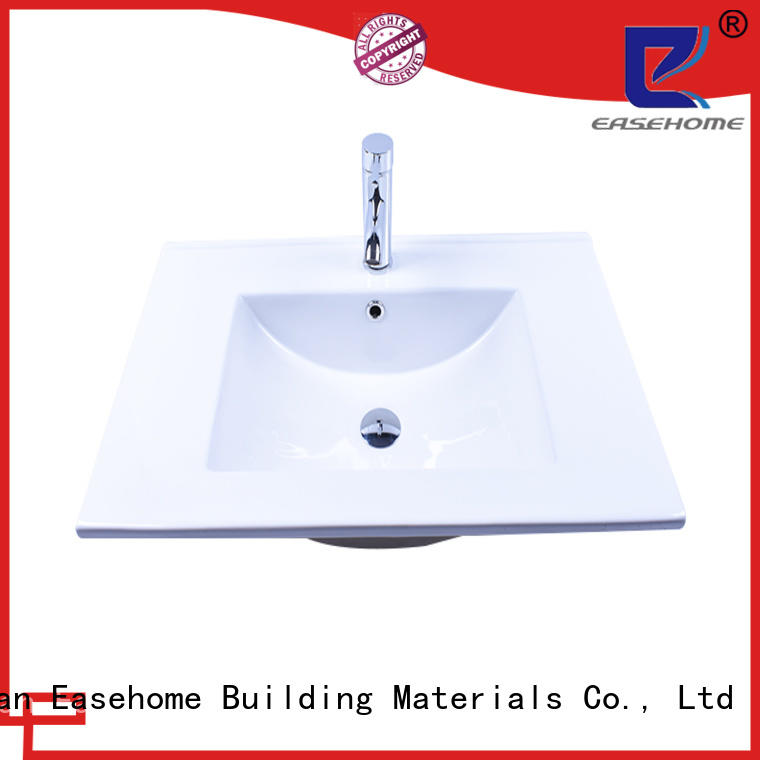 Easehome chrome white porcelain basin bulk purchase hotel