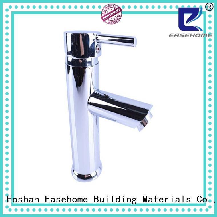 single hole sink faucet white paint bathroom Easehome
