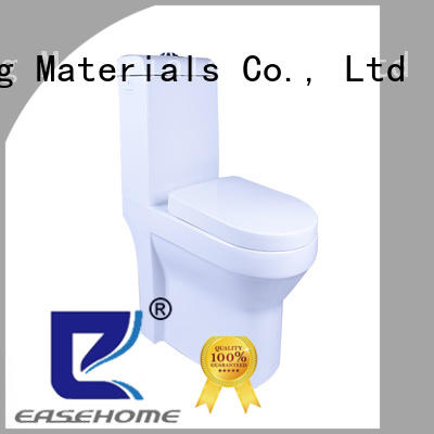 customized best flushing toilet S-trap fast shipping home-use