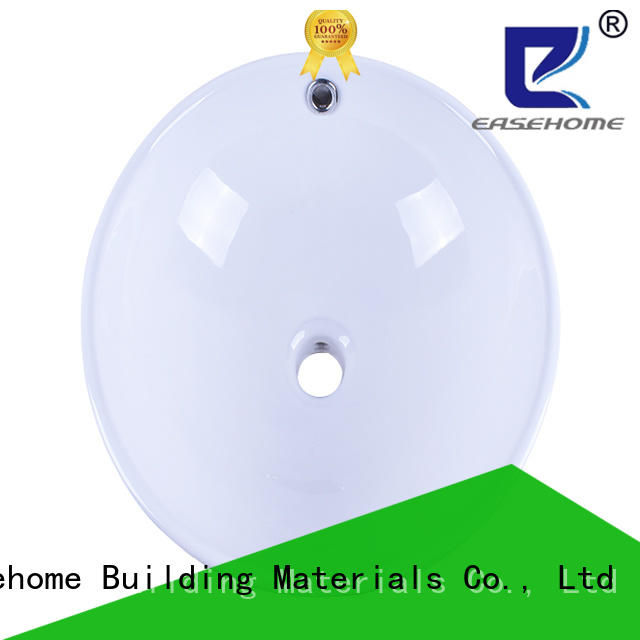 Easehome one piece best way to clean porcelain sink wholesale home-use