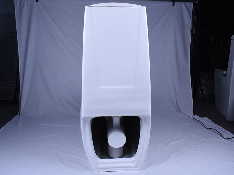 Easehome customized one piece toilet fast shipping bathroom