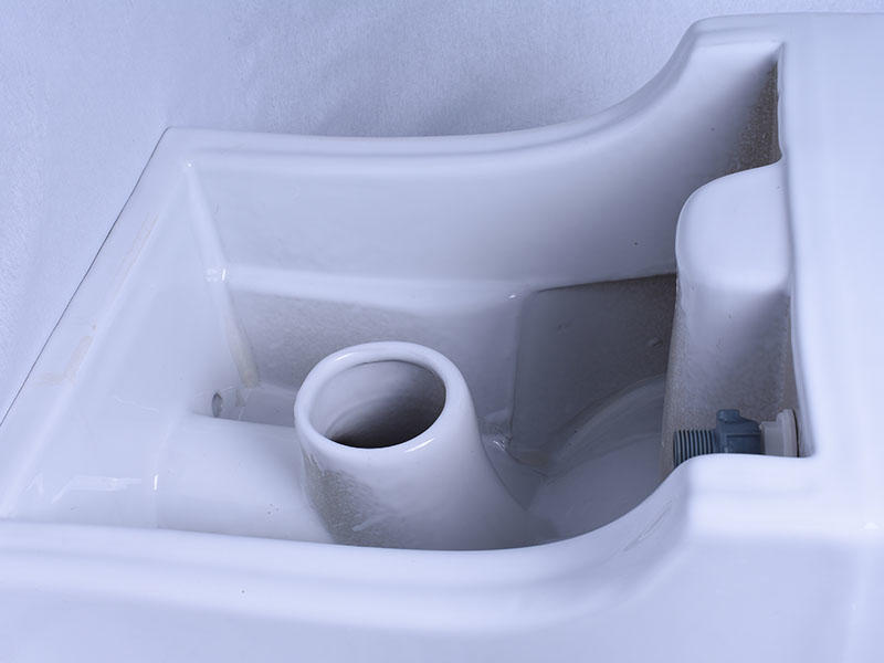 comfortable black porcelain toilet fast delivery home-use Easehome