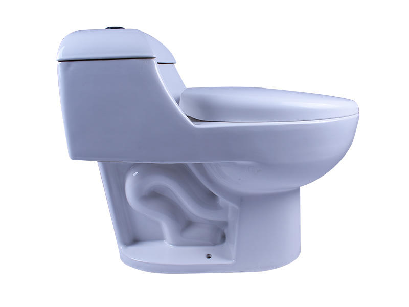 customized bathroom toilet single flush fast shipping hotel