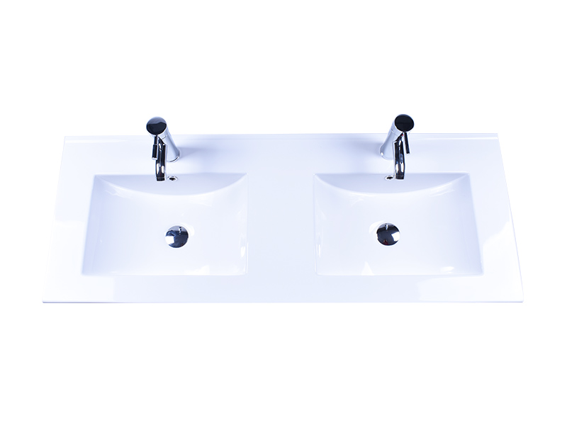 durable porcelain undermount bathroom sink rectangle wholesale home-use-4