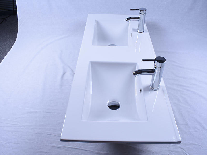 durable porcelain undermount bathroom sink rectangle wholesale home-use