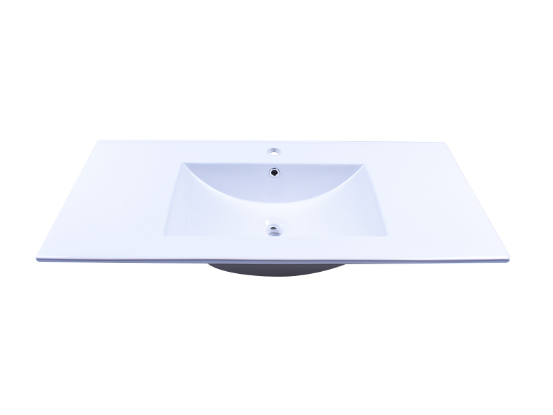 Easehome glazed oval porcelain sink bulk purchase home-use-1
