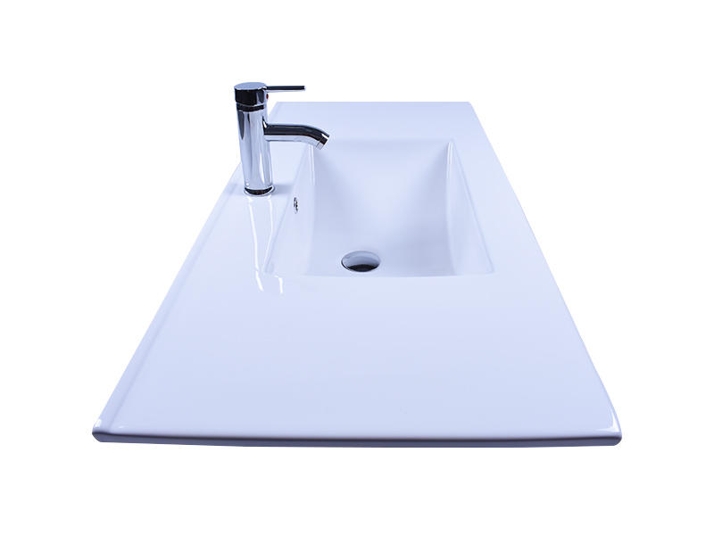 Easehome glazed oval porcelain sink bulk purchase home-use