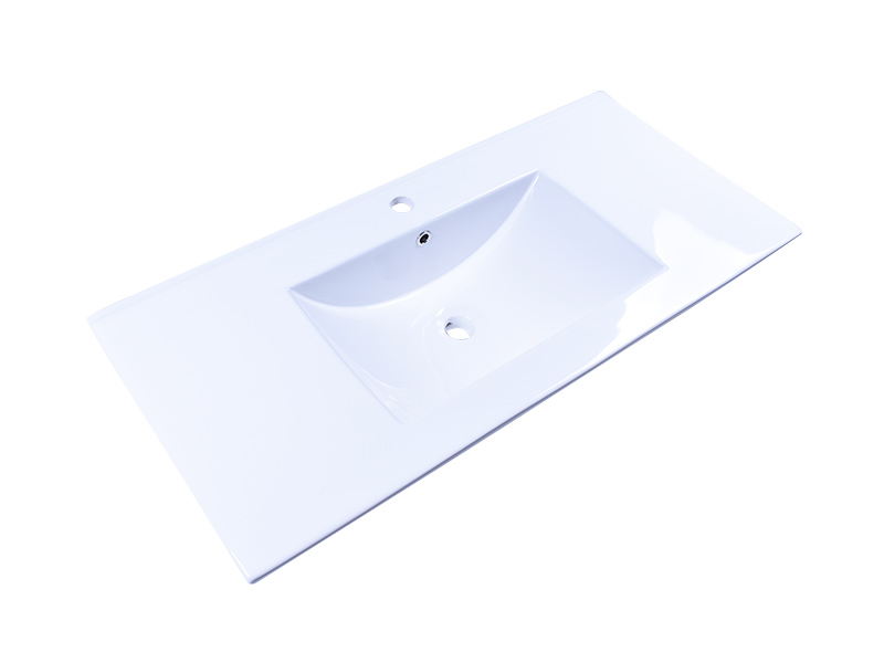 Easehome chrome porcelain undermount bathroom sink bulk purchase home-use-4