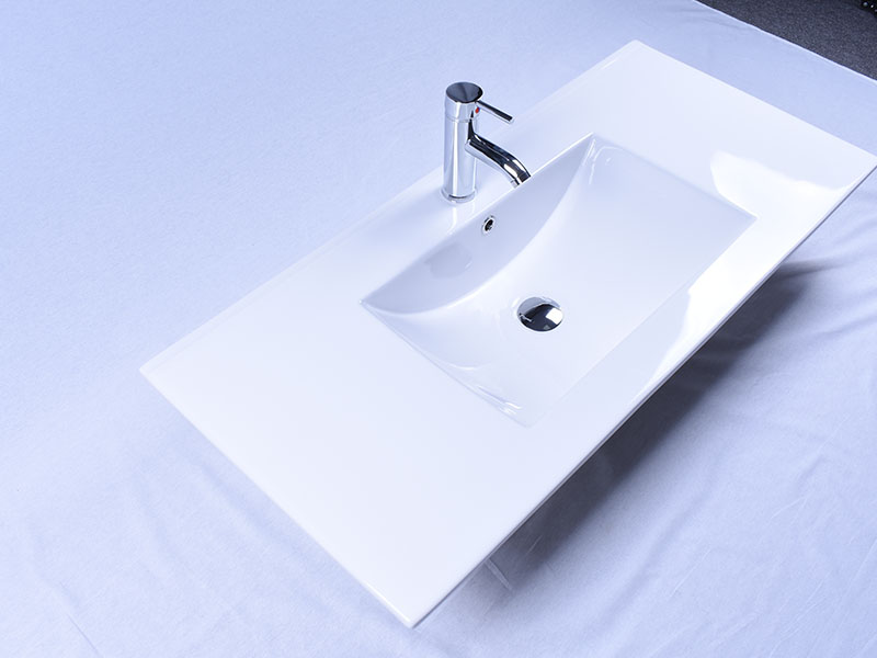 modern porcelain basin sink pure white wholesale restaurant-5