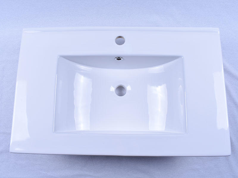 modern porcelain basin sink double bowl bulk purchase home-use