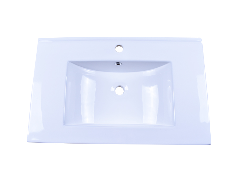 Easehome chrome round porcelain sink good price restaurant-3