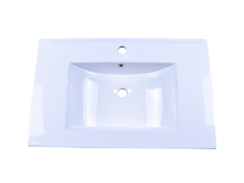 Easehome one piece how to clean white porcelain sink good price restaurant-3
