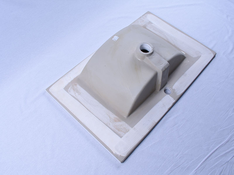 modern how to clean porcelain sink double bowl awarded supplier hotel-7