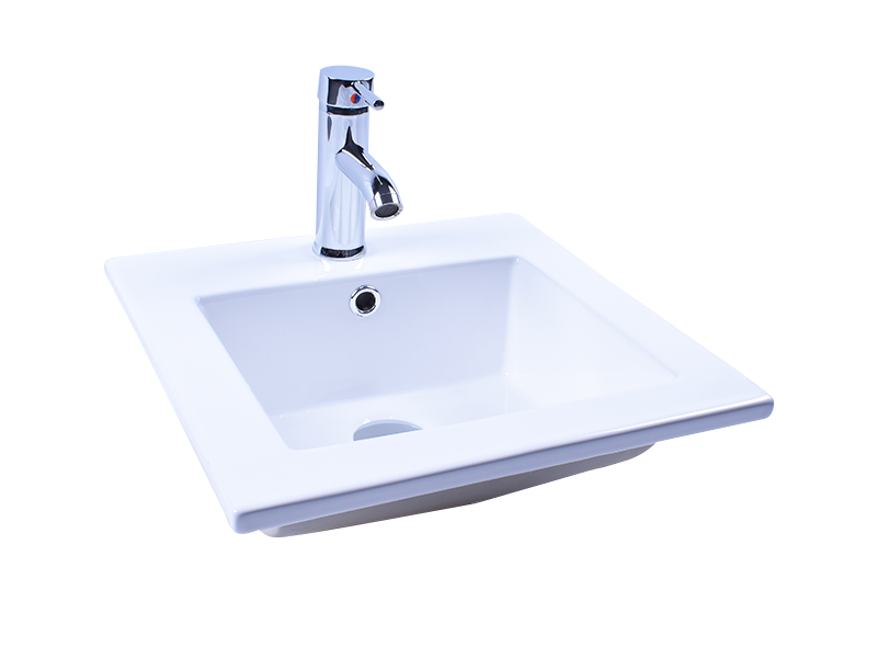 oem how to clean porcelain sink pure white wholesale restaurant-1