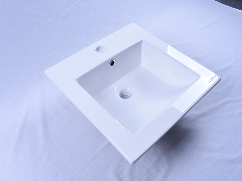 oem how to clean porcelain sink pure white wholesale restaurant-6