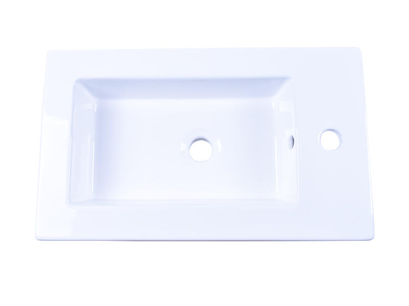 Easehome modern porcelain undermount bathroom sink wholesale restaurant-2