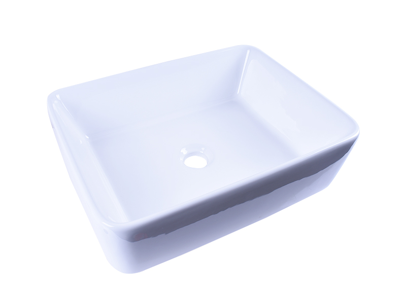 modern how to clean white porcelain sink round bowl awarded supplier hotel-1