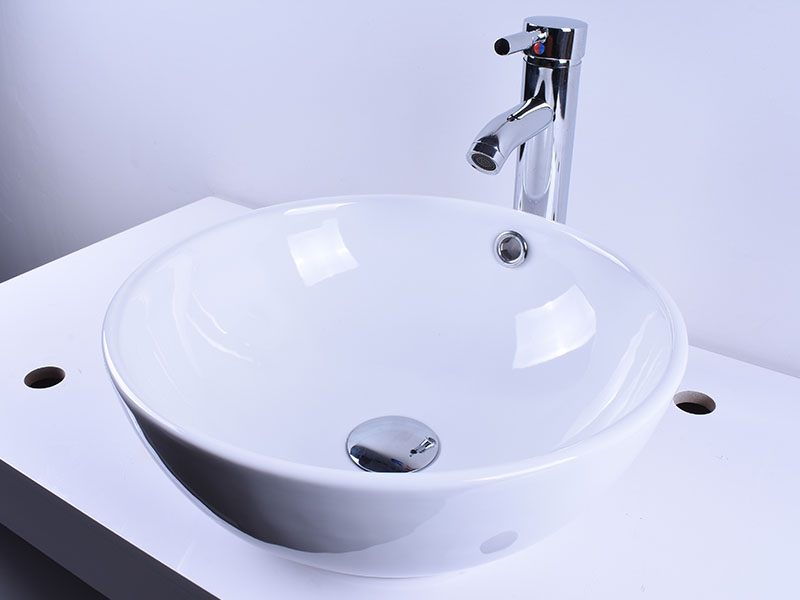 Easehome durable ceramic wash basin good price hotel-10