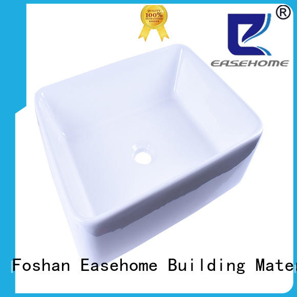 Easehome oem best way to clean porcelain sink awarded supplier restaurant