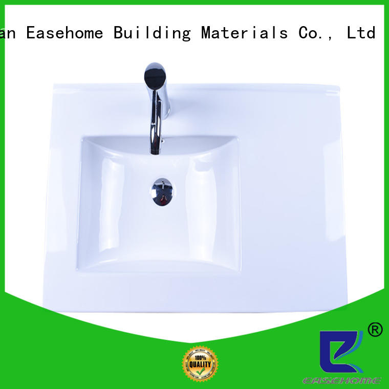 Easehome durable ceramic art basin wholesale hotel