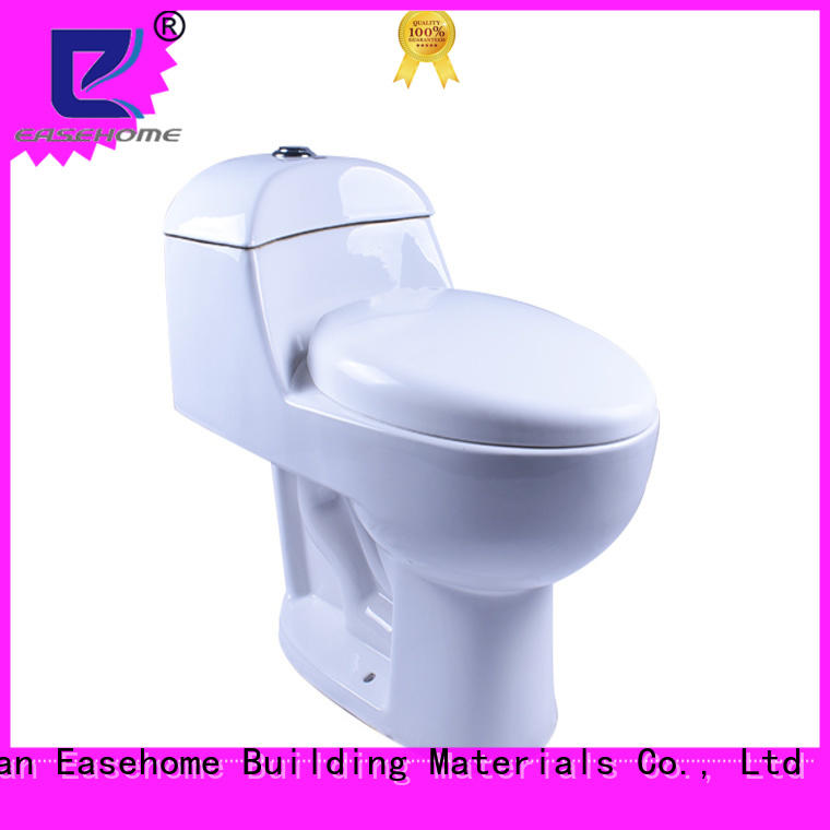 Easehome customized best flushing toilet fast shipping bathroom
