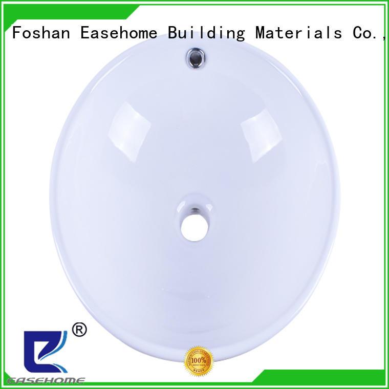 Easehome modern ceramic sink awarded supplier restaurant
