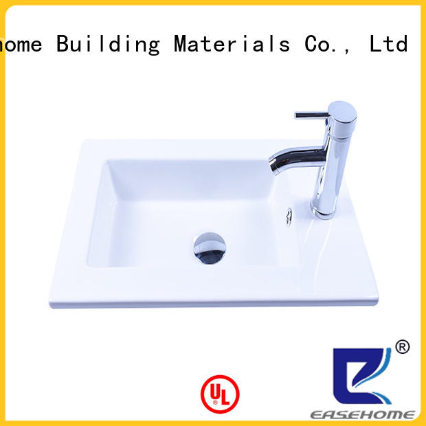 oem porcelain vessel sink double bowl good price hotel