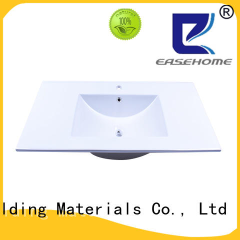 Easehome ceramic porcelain bathroom sink good price restaurant