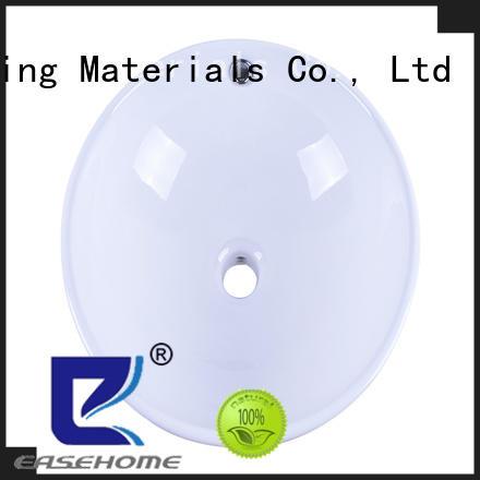 Easehome durable ceramic wash basin good price hotel