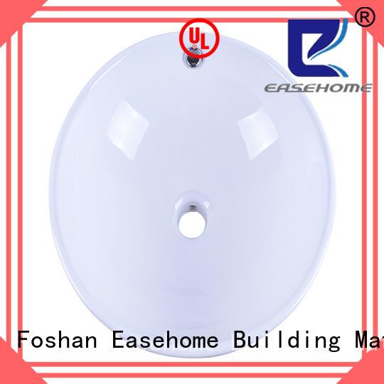Easehome modern porcelain basin wholesale home-use
