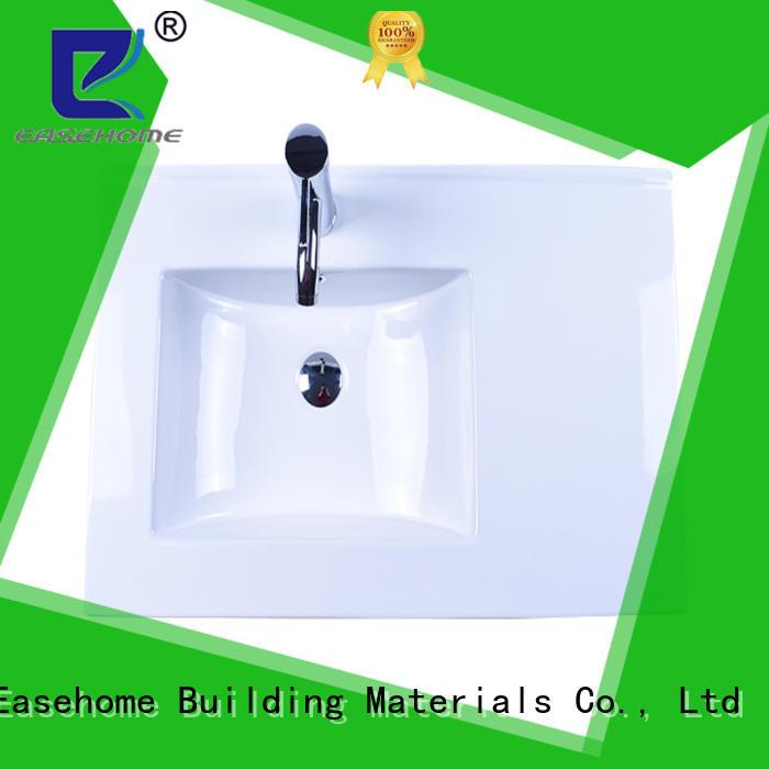 Easehome durable white porcelain basin bulk purchase restaurant