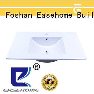 Easehome rectangle how to clean white porcelain sink awarded supplier restaurant