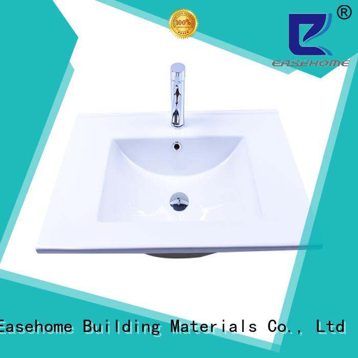 modern white porcelain sink ceramic awarded supplier hotel