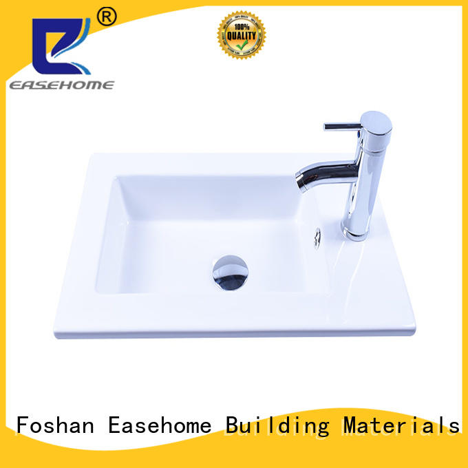 one piece wall hung sink bulk purchase home-use Easehome