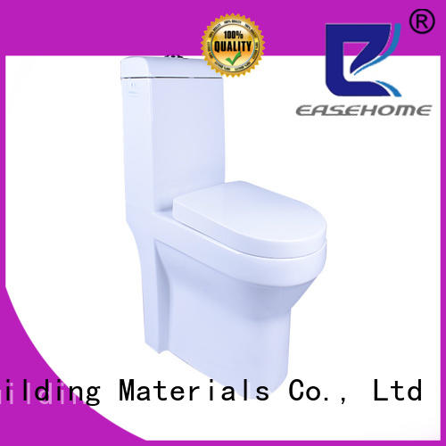 Easehome high quality black toilet more buying choices home-use
