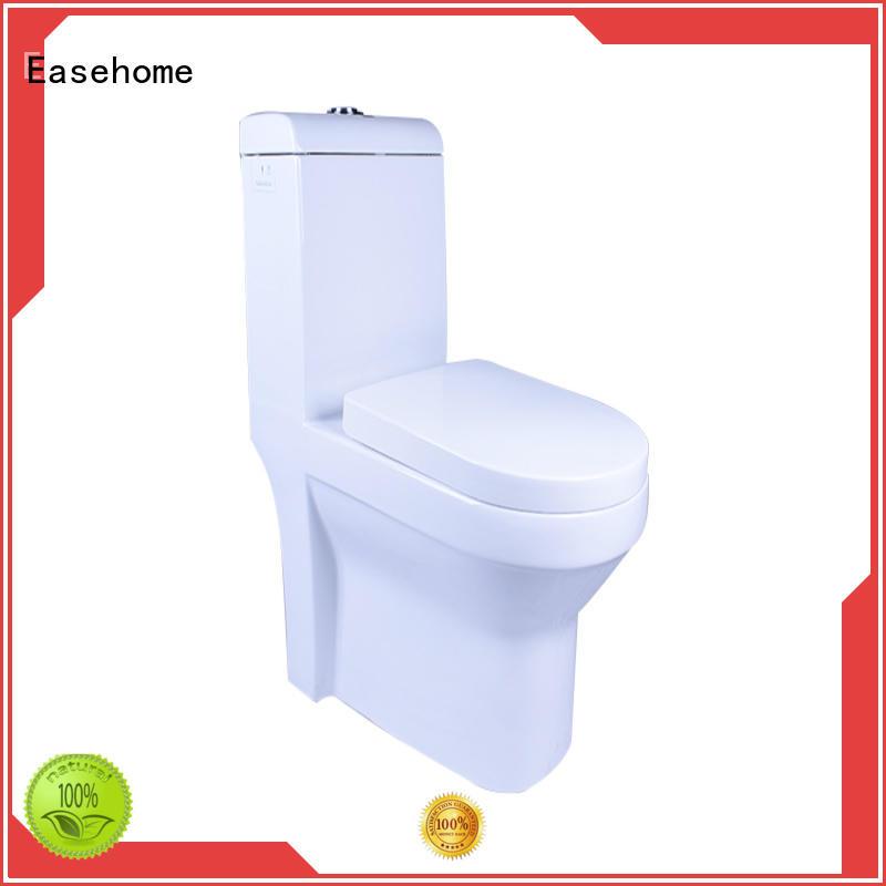 Easehome egg pop shape dual flush toilet fitting home-use