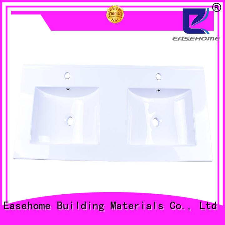 durable porcelain undermount bathroom sink rectangle wholesale home-use