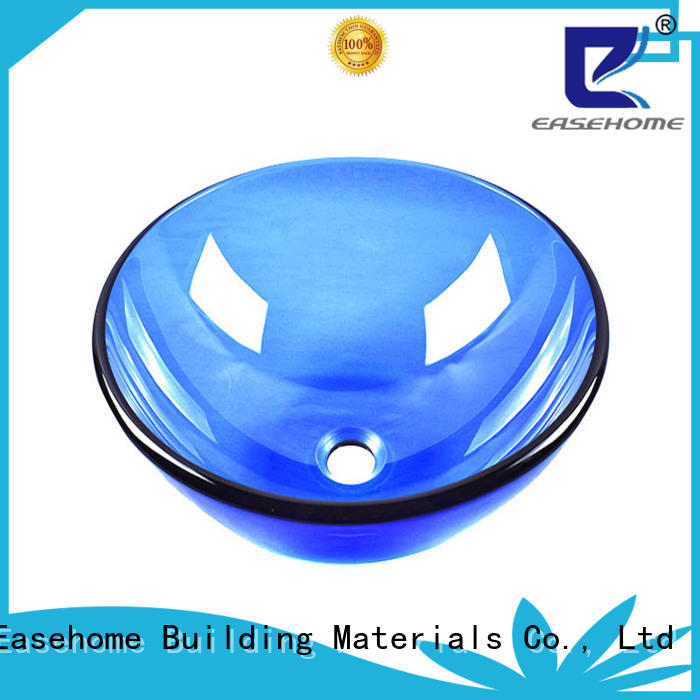 Easehome transparent glass basin best price apartments