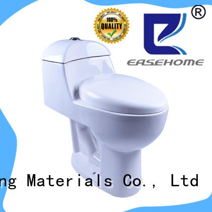Easehome black modern toilet get quotes hotel