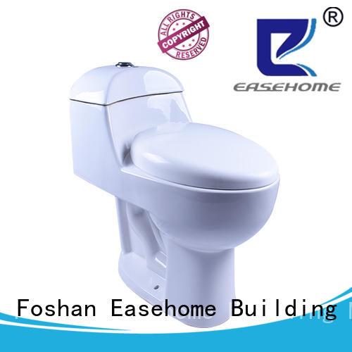 Easehome comfortable high tech toilet egg pop shape bathroom
