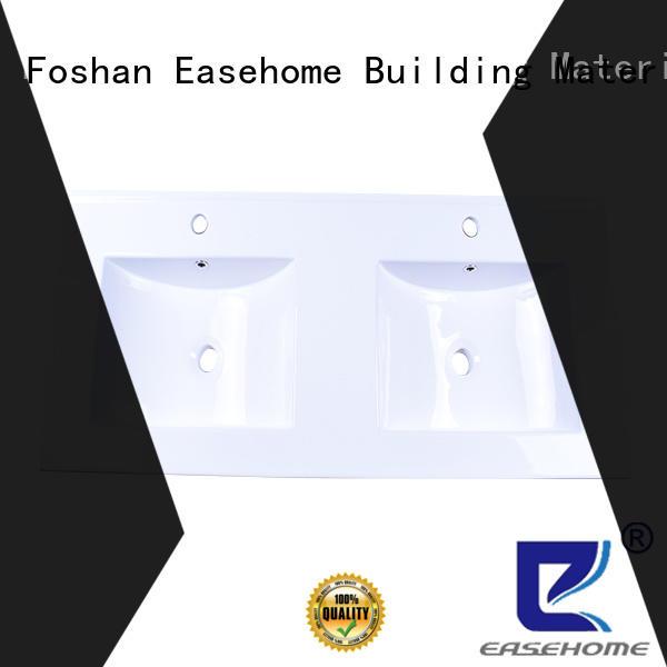 Easehome rectangle porcelain sink bulk purchase restaurant