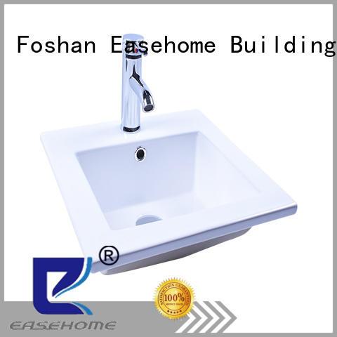 durable porcelain basin chrome wholesale restaurant