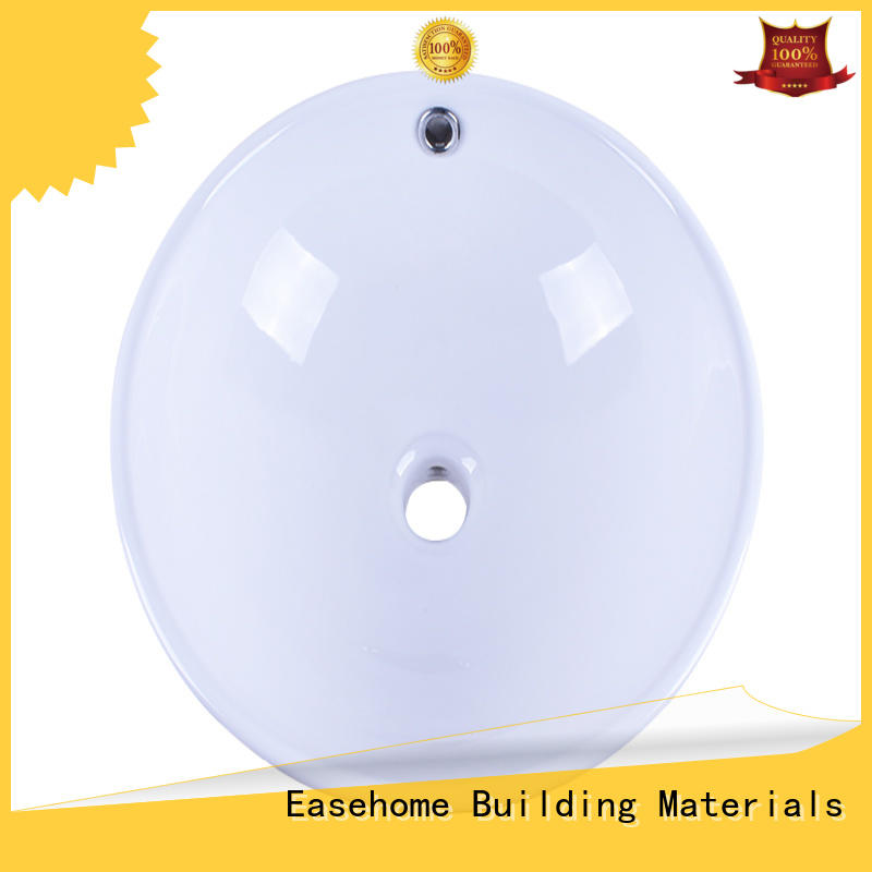 double bowl ceramic sink ceramic home-use Easehome
