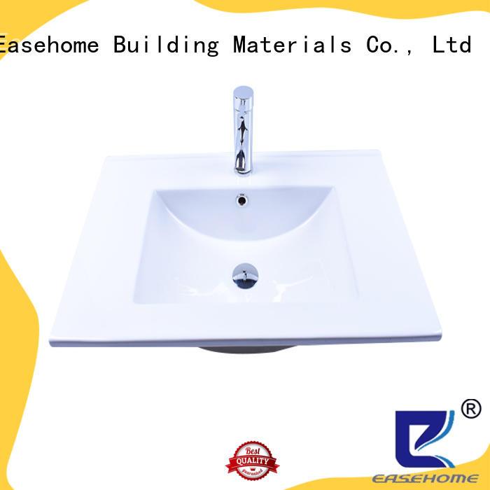 Easehome chrome white porcelain basin bulk purchase hotel