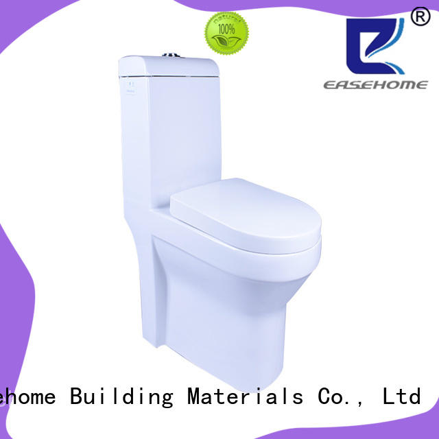 Easehome ceramic porcelain toilet fast shipping hotel