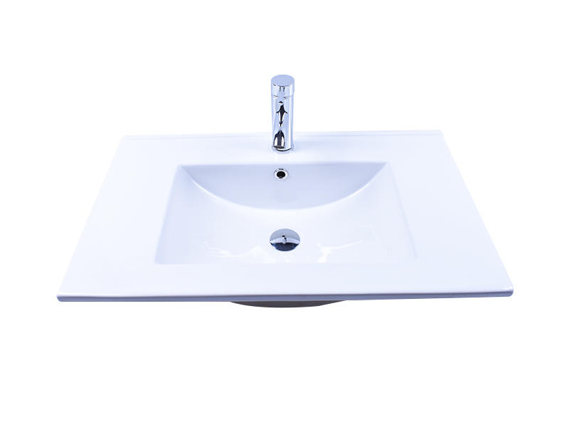 modern how to clean porcelain sink double bowl awarded supplier hotel-1